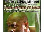 Notes Vieil homme esclave molosse Théâtre Milhaud