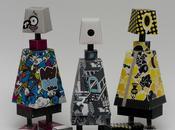 Paper toys Phil Toys Shin Tanaka