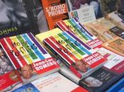 Dédicace d'Homopoliticus Fête livre Saint-Etienne, samedi 11h00