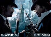 Deux nouvelles affiches pour Sherlock Holmes