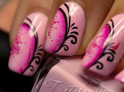 Nail stroke rond