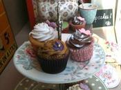 Cupcakes charme Paris