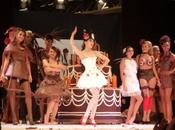 défilé robes Salon Chocolat 2011 étais