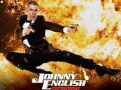 Cinéma: Johnny English, personnage publicitaire grand écran