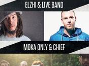 Elzhi Live Band, Moka Only Chief, HOP, Cool Connexion