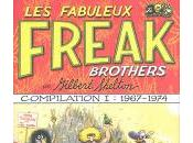 Fabuleux Freaks Brothers Compilation (1967-1974)