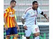 Lecce Milan remontée historique!