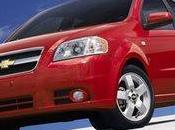 Essai routier: Chevrolet Aveo 2007