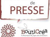 dossier Presse BoutiCréa disponible