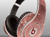 Beats, Studio Headphone Swarovski Light Rose