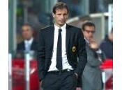 Allegri Roma Milan match Scudetto
