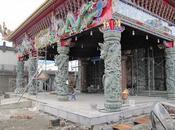 temple dédié Guan Gong construction