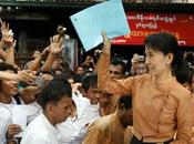 Aung va-t-elle bientôt franchir portes Parlement birman?