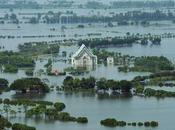 Situation inondations Thaïlande Asie Sud-Est voyagez