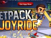 L'application Jetpack Joyride Gratuite Facebook