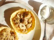 Tartelettes coco bananes, soupçon rhum