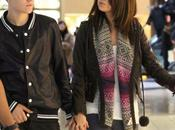 Justin Bieber Selena Gomez Ensemble iront Belfast