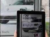 Volkswagen Juice Réalité Augmentée