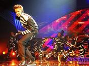 Justin Bieber Mini-trip folie (Vidéo)