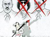 Caricature arabe
