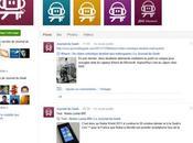 Google+ lance pages avec celle Journal Geek