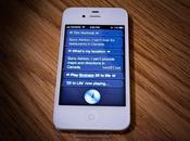 Apple vous invite acheté iPhone pour avoir ''Siri''...