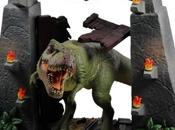 Jurassic Park Collector Ultimate Trilogie figurine T-rex