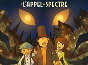 Professor Layton l'appel Spectre trailer