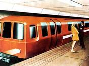 Projet chemin souterrain Glasgow 1980