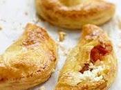 Feuilleté apéritif Mini chausson chutney tomates