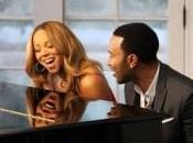 Mariah Carey John Legend When Chritsmas comes.