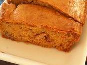Cake potiron-marron