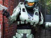 fabrique costume Halo pour oublier copine