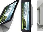 Smart Cover Asus design origami pour différencier d'Apple