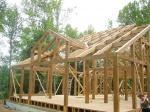 Ecologie maisons bois, grandes tendances salon Habitat Immobilier Vannes