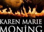 [Chronique] malédiction l'elfe noir Karen Marie Moning