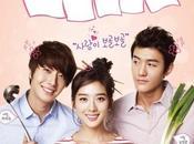 (K-Drama Pilote) Flower Ramyun Shop comédie romantique enlevée colorée