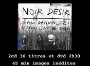 Noir Désir, dernier album live