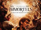 Immortels avec Kellan Lutz