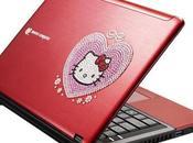 Ordinateur portable LuvBook Hello Kitty