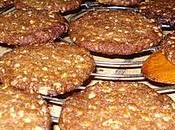 Biscuits l'avoine noix coco caramélisés