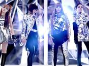NOUVELLE PRESTATION BLACK EYED PEAS feat WHERE LOVE 2NE1 LONELY BEST (LIVE MAMA AWARDS)