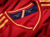 maillot Furia Roja 2012 Adidas
