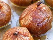 Recettes apéritif Noël Figues pochées Montbazillac, cœur foie gras