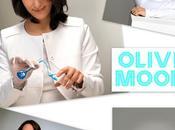 mampreneur l'honneur Olivia Moore, desperate monte scène