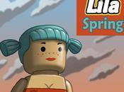 Lila Lego