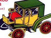 véhicules vintage papercraft