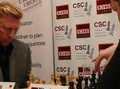 London Chess Classic Boris Becker aime échecs