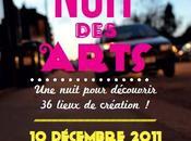 Piscine Roubaix fête 4ème Nuit Arts