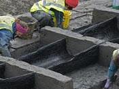 importante découverte d'objets l'Age Bronze Angleterre